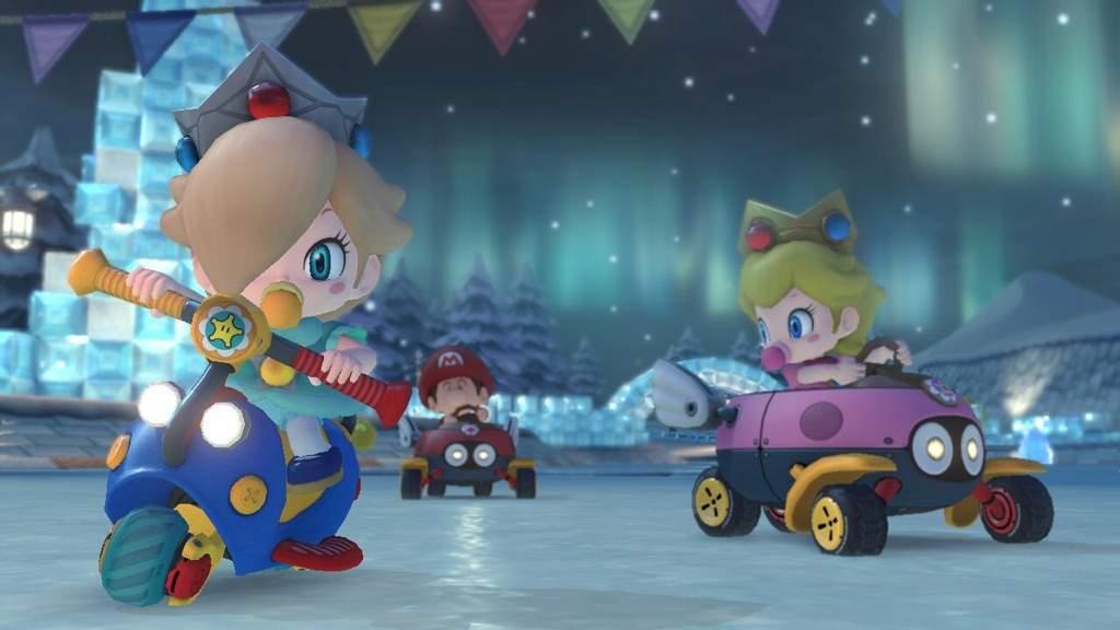 Top 5 Worst Mario Kart 8 Characters Mario Amino