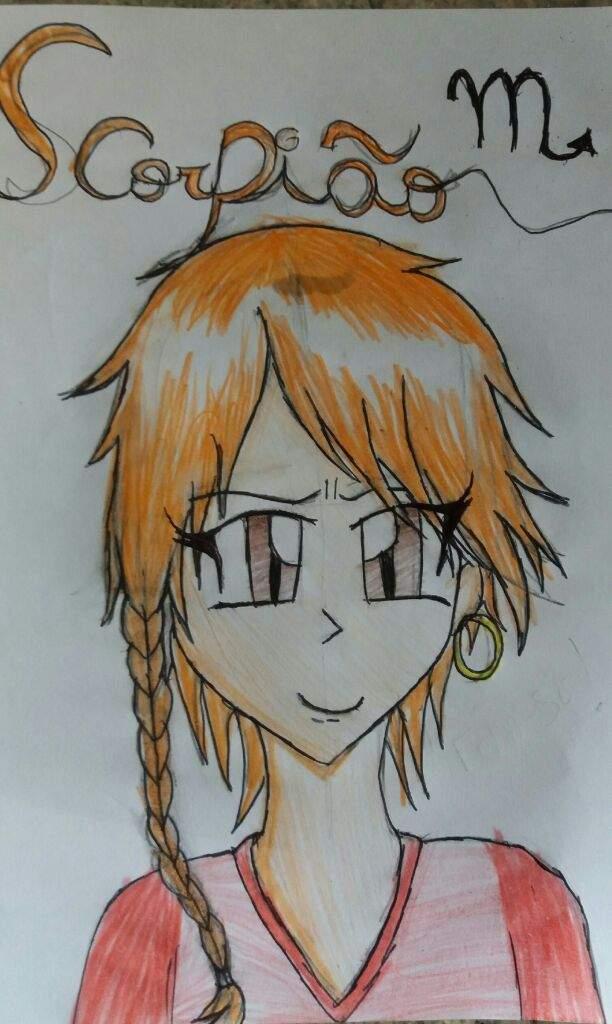 Desenho De Signos Escorpiao Desenhistas Do Amino Amino