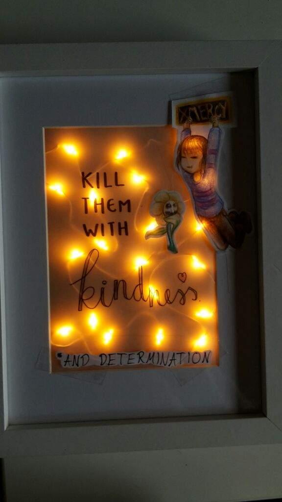 Kill Them With Kindness Undertale Amino