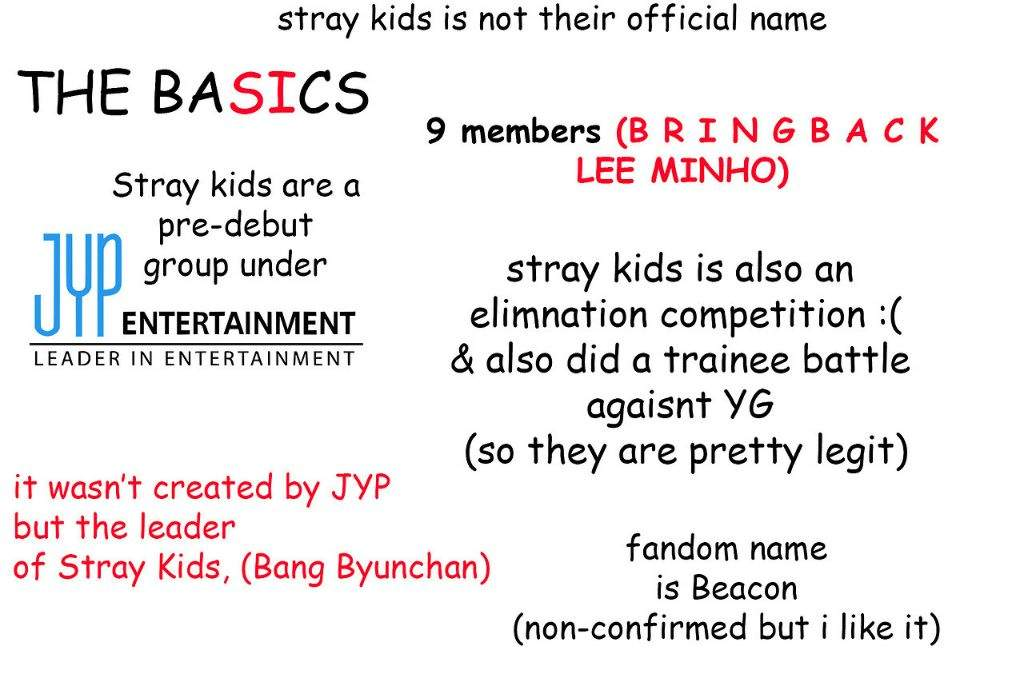 Stray Kids Introducing | Stray Kids Amino