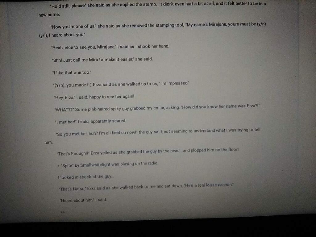 Erza X Reader Fairy Tail Amino You were absolutely in love with her. erza x reader fairy tail amino