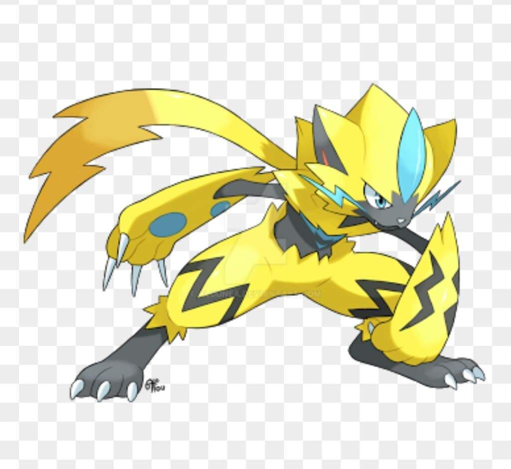 Desenho Do Zeraora Pixelizado Pokemon Amino Em Portugues Amino