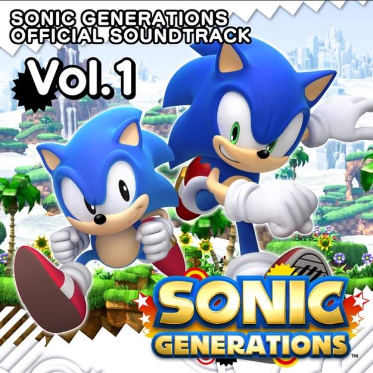 My Favorite Sonic Generations Songs   Sonic the Hedgehog! Amino