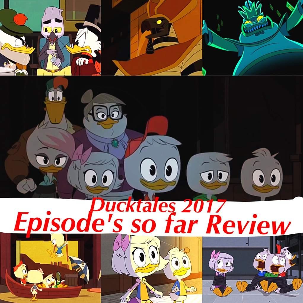 Ducktales 2019 Episode 10