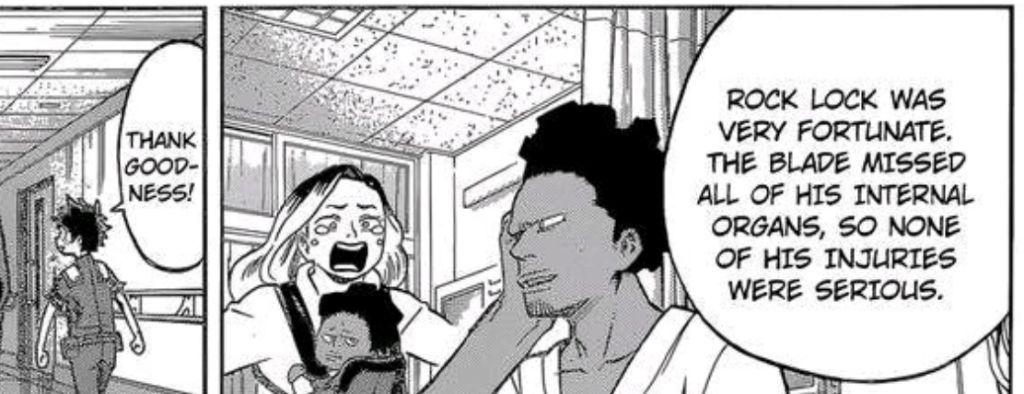 Boku No Hero Academia Ch 161 Anime Amino