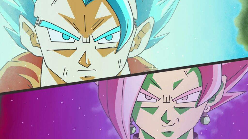 Gogeta Ssj Blue Vs Super Zamasu Dragon Ball Oficial Amino