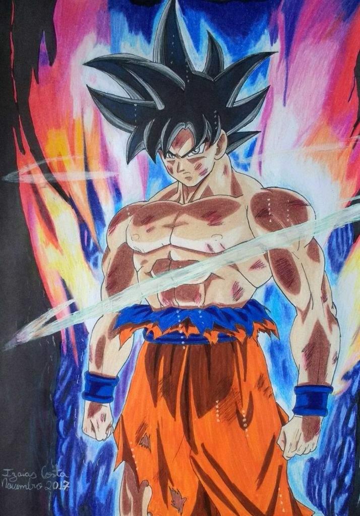 Goku Instinto Superior Otanix Amino