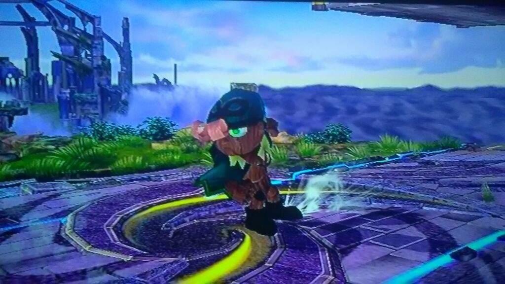 Smash 4 Switch Geno leak   Smash Amino