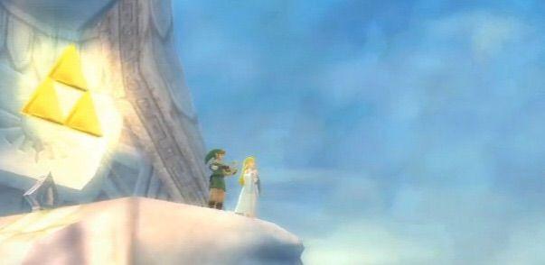 San Valentín: Juegos que llevan el amor mas allá- The Legend of Zelda Skyward Sword