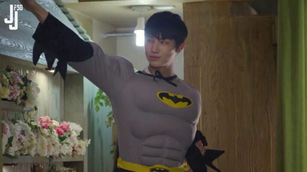 Jaebum Batman or Batman   GOT7 Amino