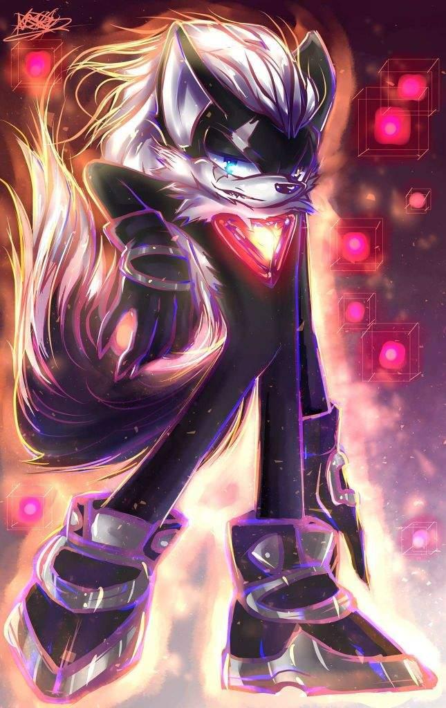 Infinite Mask Off Sonic The Hedgehog Amino