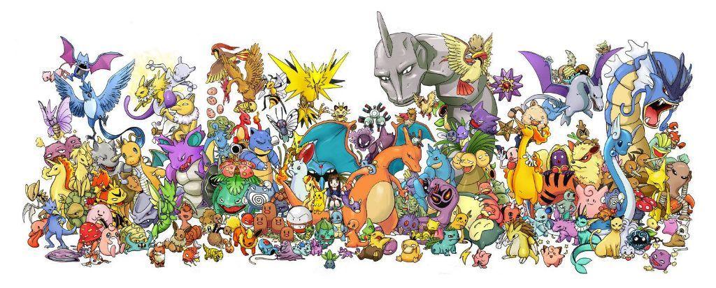 Resultado de imagen de pokemon  region kanto