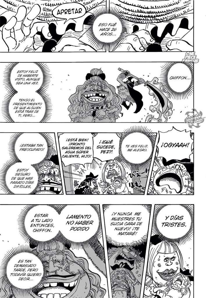 La muerte de Pound. | •One Piece• Amino