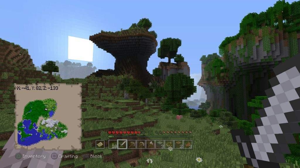 Disaster strikes my Amplified world! | Minecraft Amino