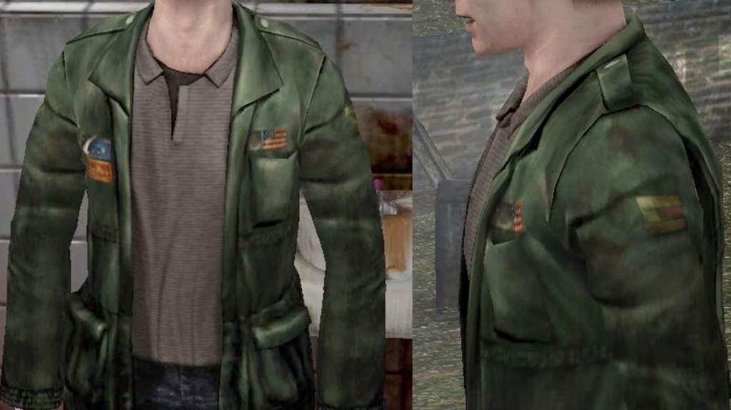 Silent Hill 2 The Best James Sunderland Jacket Cosplay Amino