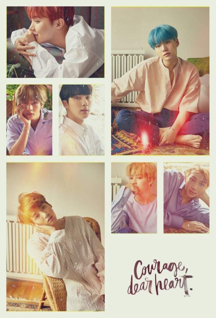 BTS FANFIC: Courage, Dear Heart (HoseokxReader, Taekook, Yoonmin