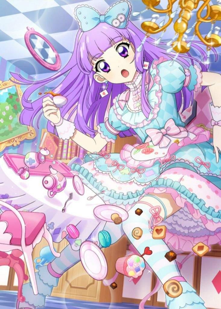 Sumire hikami wiki anime amino - Diva mizuki 2 ...
