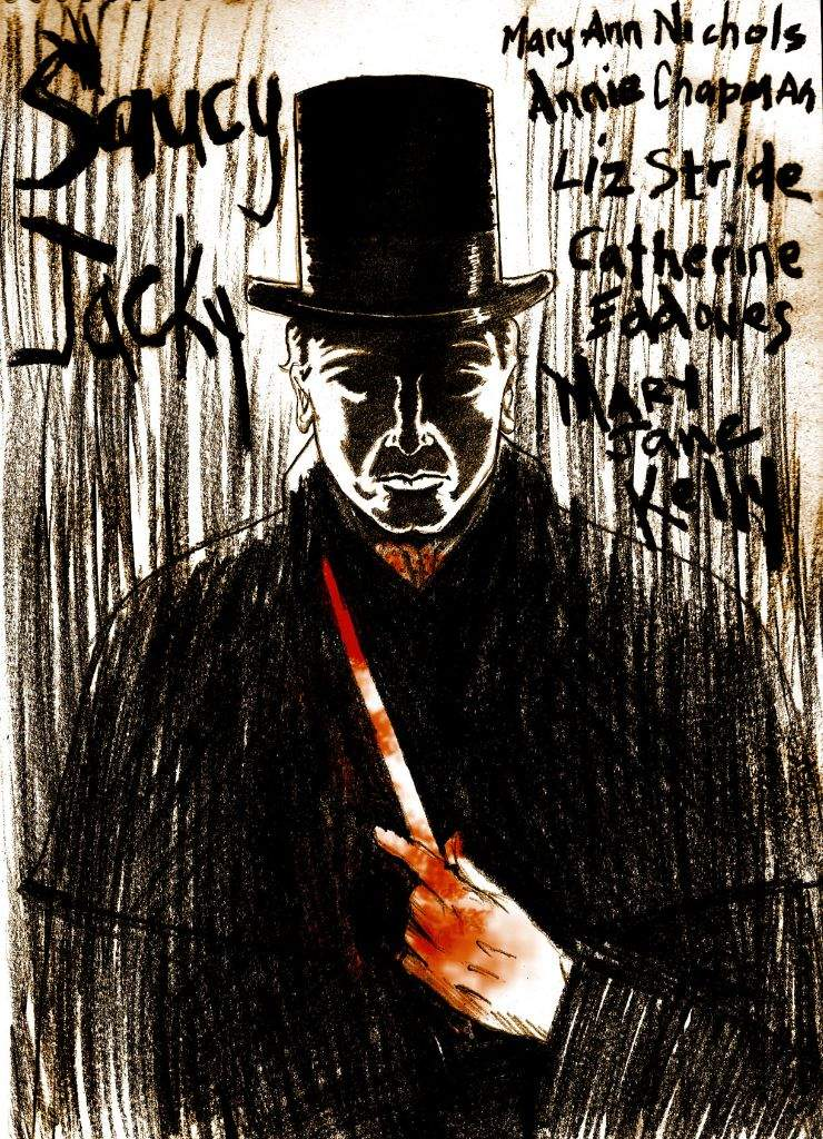 jack the ripper why did he kill And he killed his wife who we know he killed in much the same way as jack the ripper killed he cut out her insides and threw them around the room the horrible way he killed his wife is what sent him to the insane asylum.