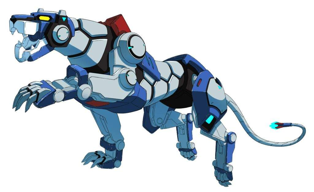 What Genders Are The Voltron Lions?