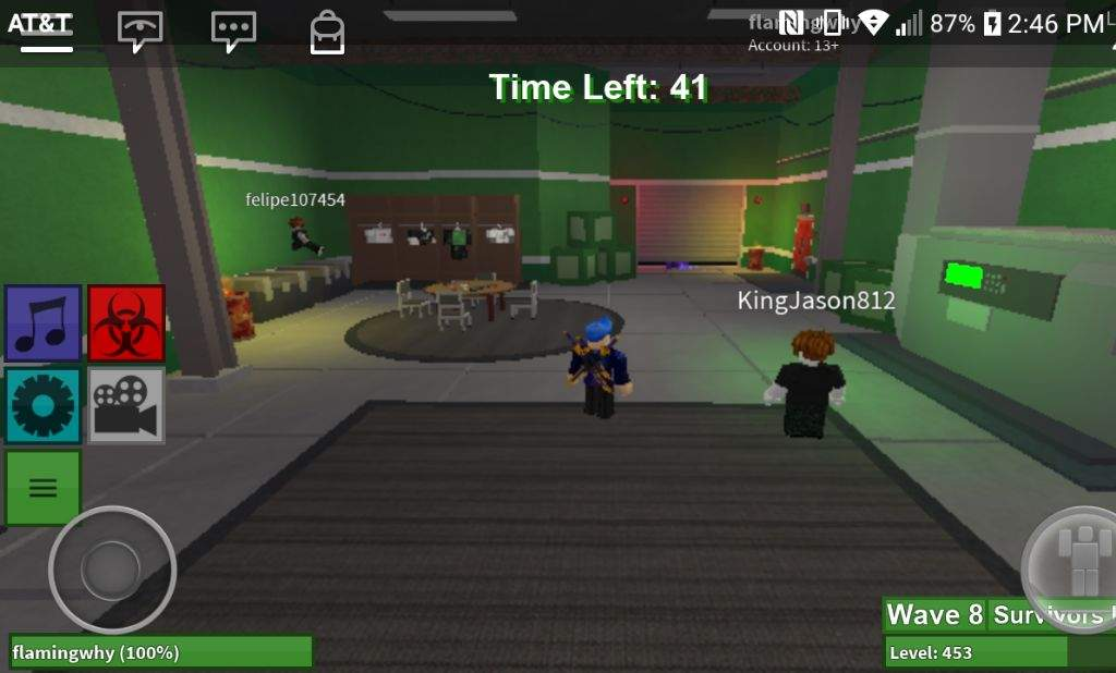 Roblox Zombie Song Video The Zombie Rush Review Roblox Amino