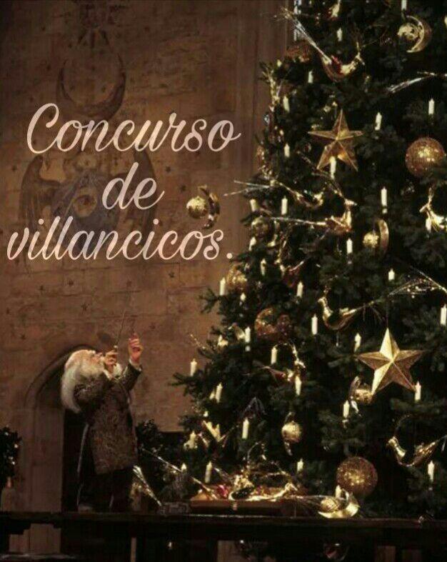 Concurso De Villancicos Harry Potter Español Amino