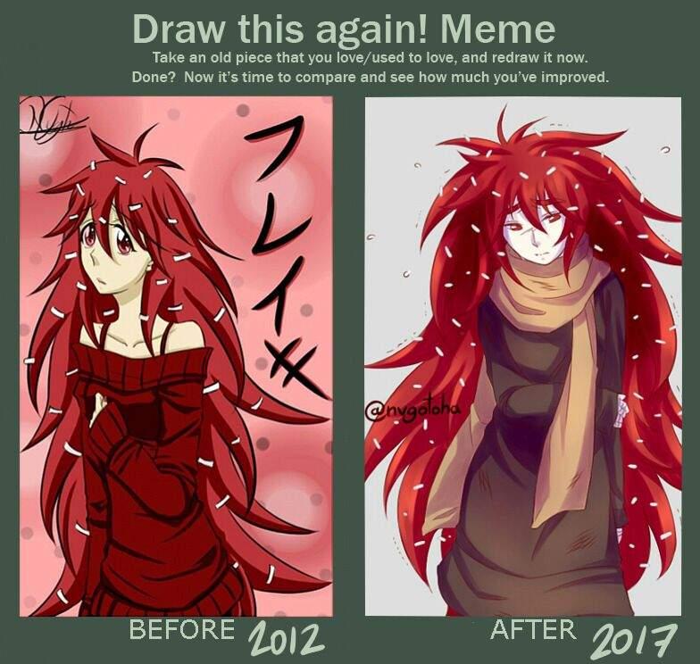 Draw This Again Meme Flaky Happy Tree Friends Amino