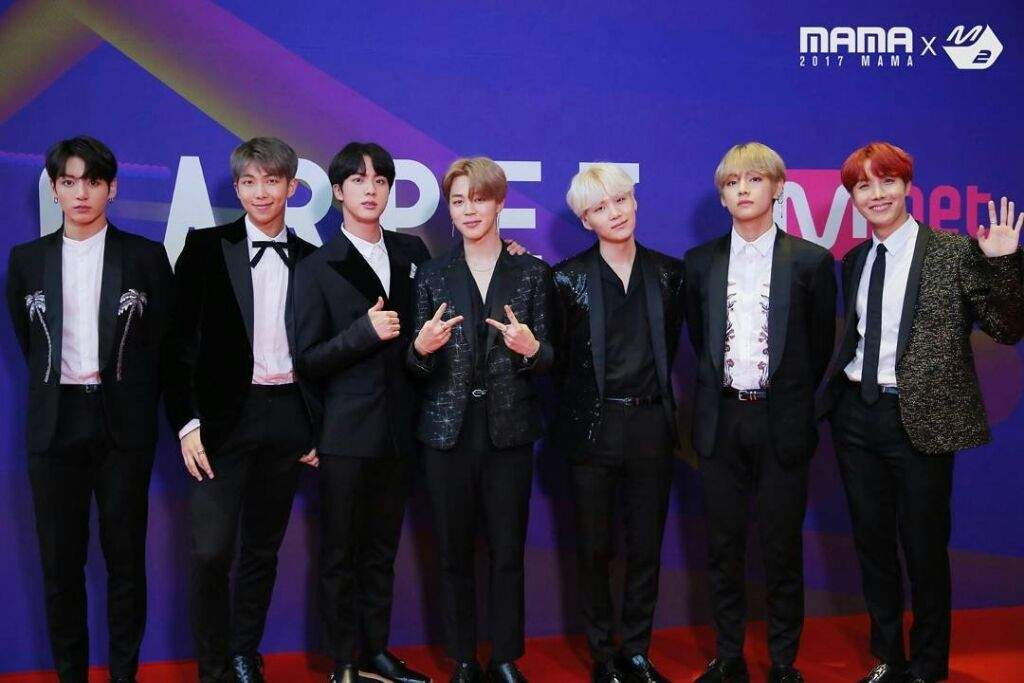Image result for bts mama 2017