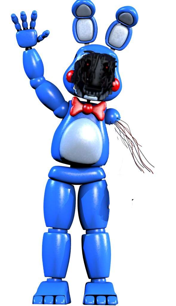 withered toy bonnie five nights at freddy s amino