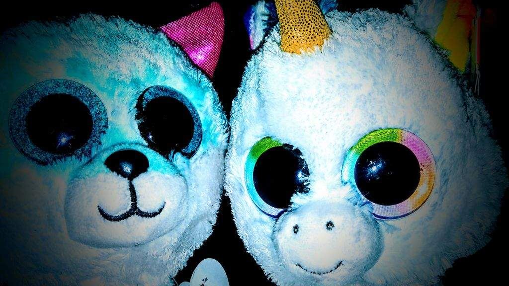 bad32195f5f Which beanie boo should i keep as my mascot  Lily or Teal