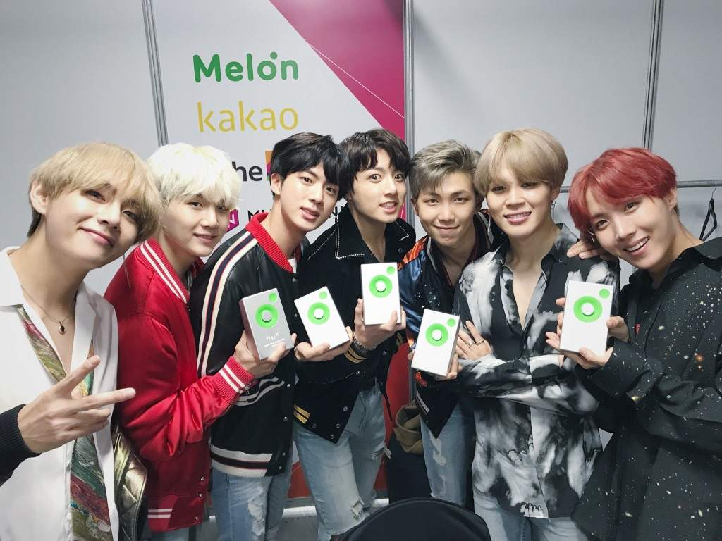 BTS sweeps all daesangs at the Melon Music Awards for second year in a row