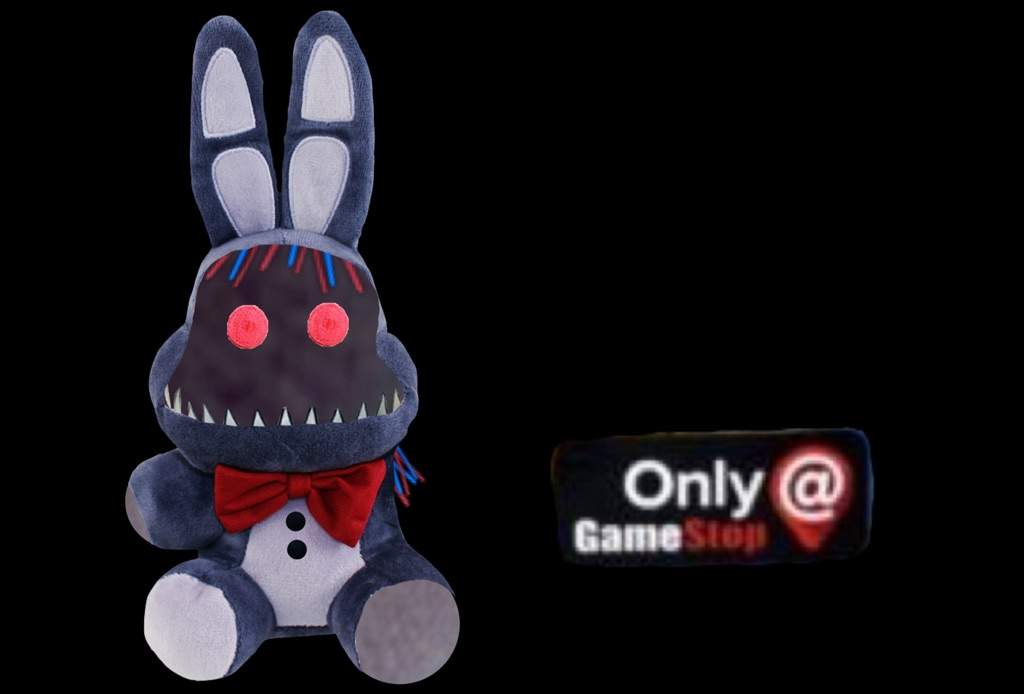 withered bonnie plush edit five nights at freddy s amino