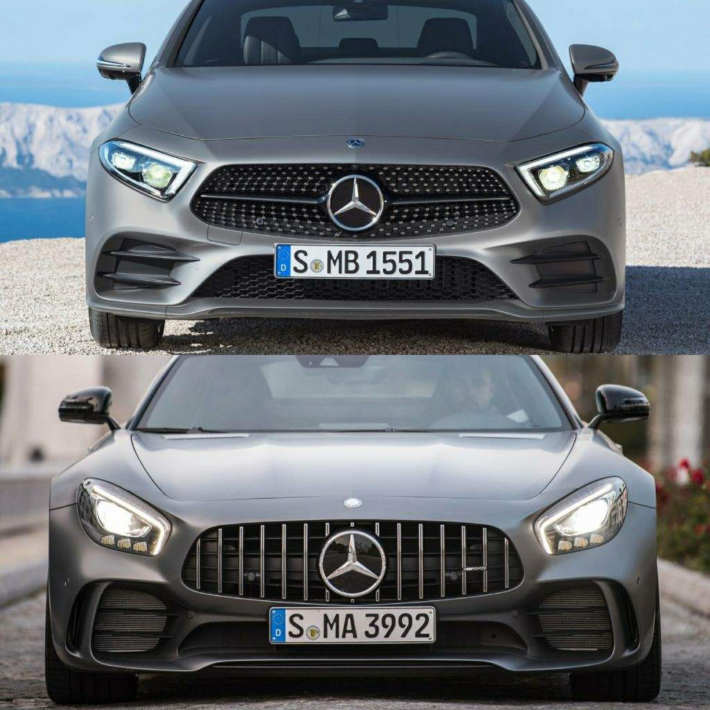 Mercedes-Benz CLS (2019) - Visual Review #1