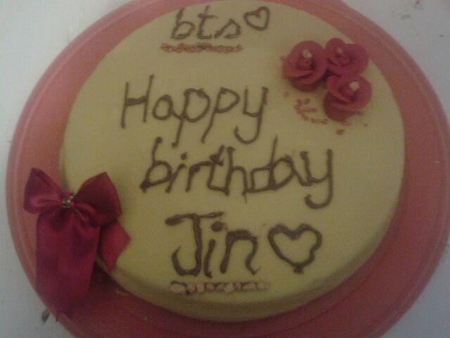 Happy Birthday Kim Seokjin Armys Amino