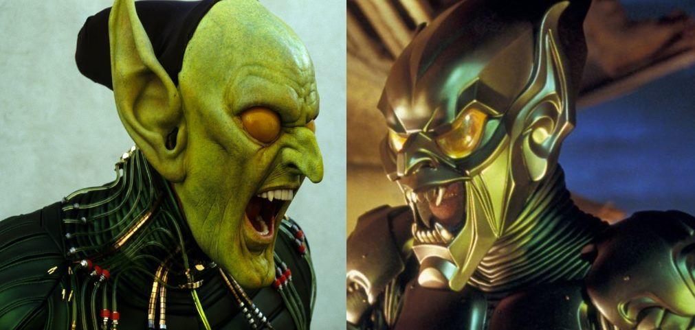 Spider-Man (2002) Original Green Goblin Mask | Marvel Amino