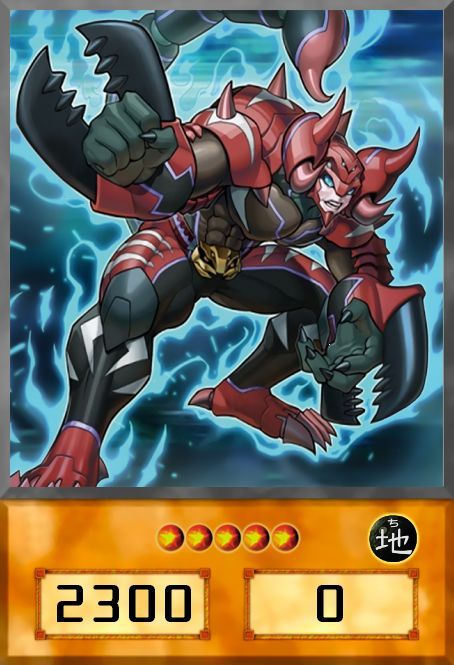 Gouki rising Scorpio | Duel Amino