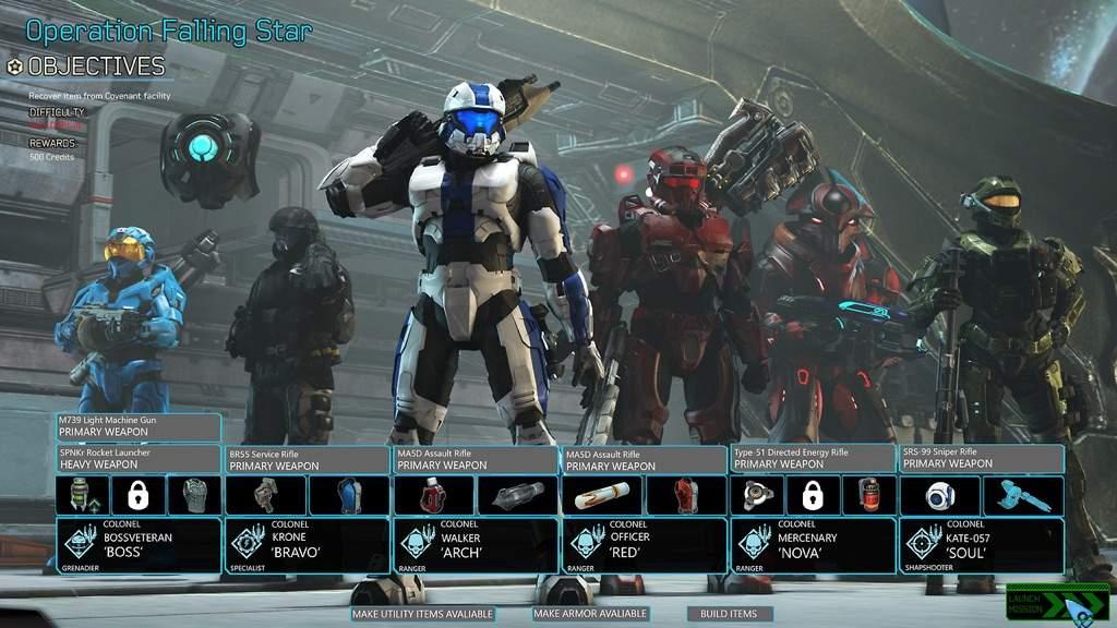 Xcom 2 Halo Oc Edition Halo Amino