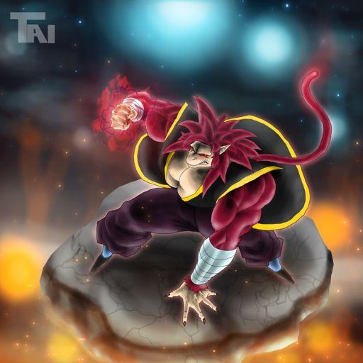 2v2: Goku/Bardock Vs Black Goku/Turles