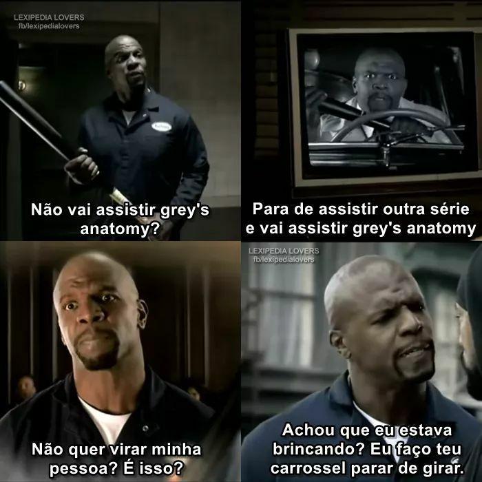 Eu indicando Grey\'s p meus amigos.. | Grey\'s Anatomy ♡ Amino