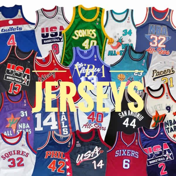 meet a23b4 7b583 Reviewing old NBA jerseys! | Hardwood Amino