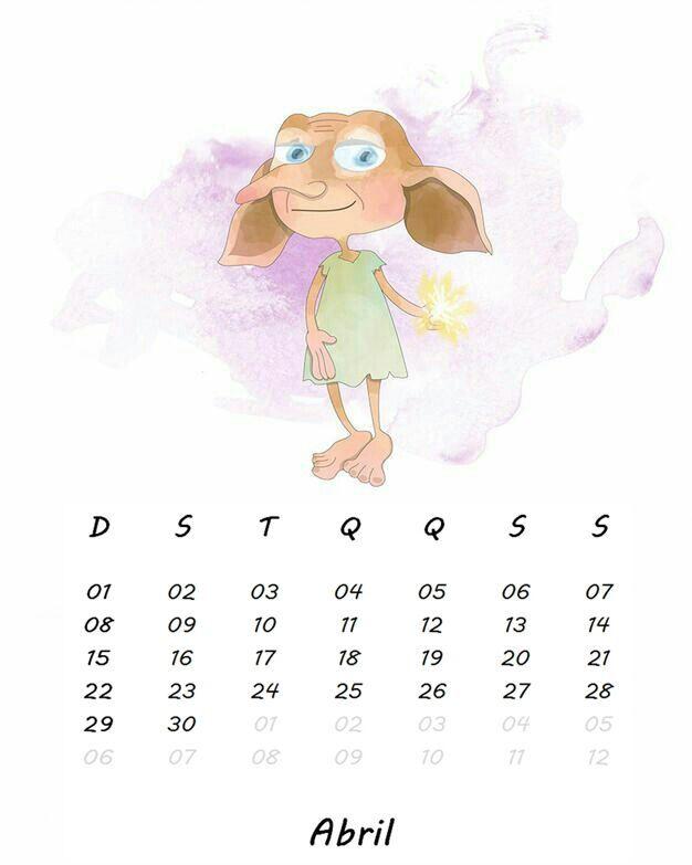 Calendario Harry Potter.Calendario 2018 Harry Potter Amino