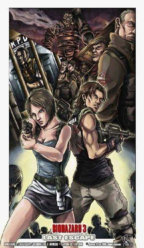 Resident Evil 3 Nemesis Quiz Resident Evil Amino