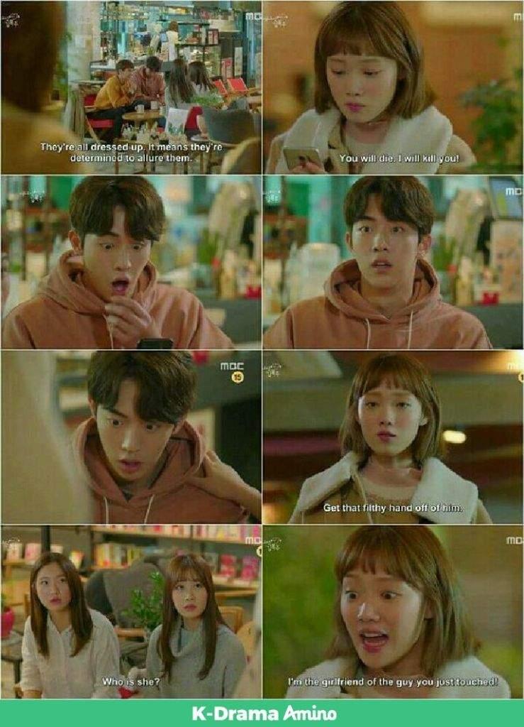 Just saying   | K-Drama Amino