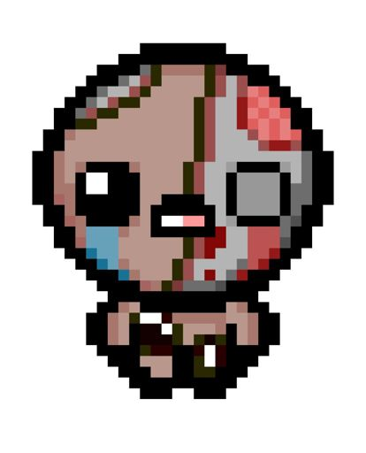 The Binding Of Isaac Official Amino