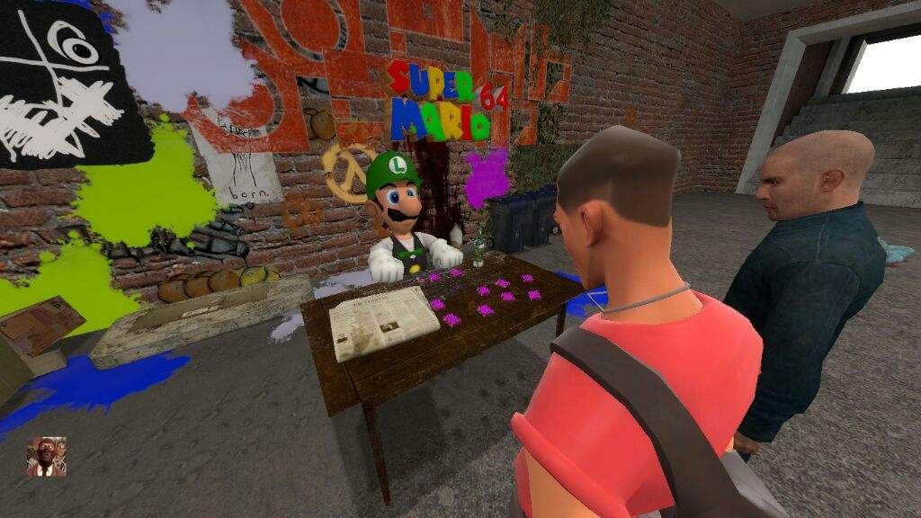 Who Remember Playing This Mini Game With Luigi In Super