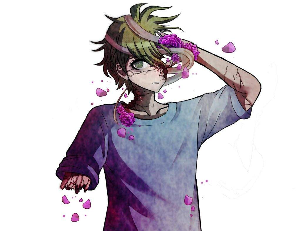 -Break Him- Sprite Edit/Art Piece | Danganronpa Amino