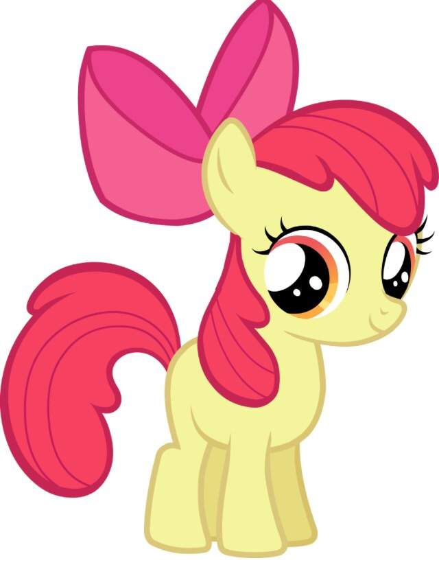 фото эппл блум пони