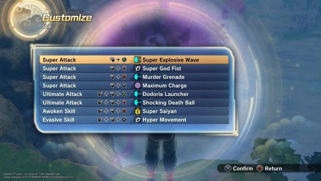 My character Zaito's new look and stats/moveset | DragonBallZ Amino