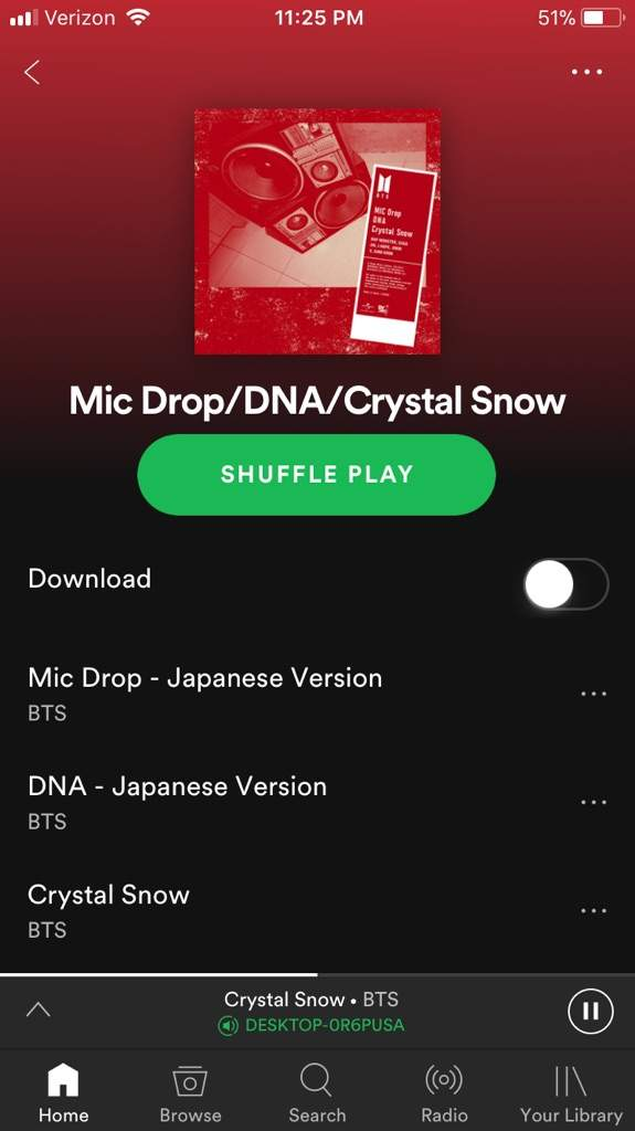 NEW MUSIC on US Spotify! | ARMY's Amino