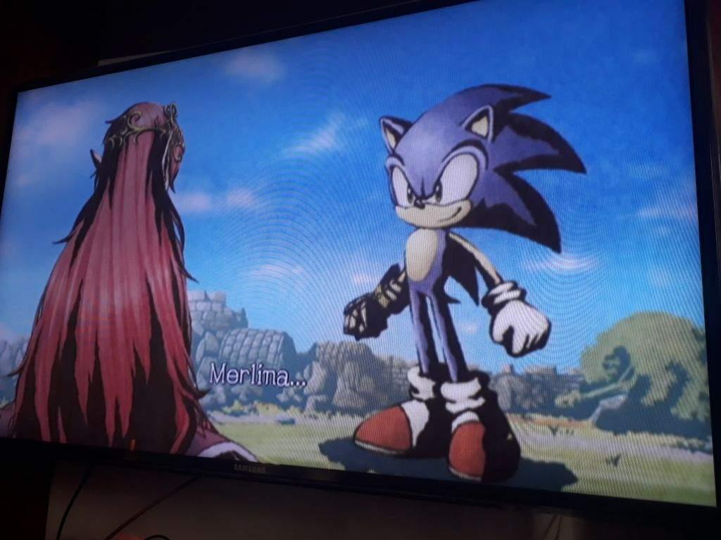 Sonic Y El Caballero Negro Completo Sonic The Hedgehog Español Amino