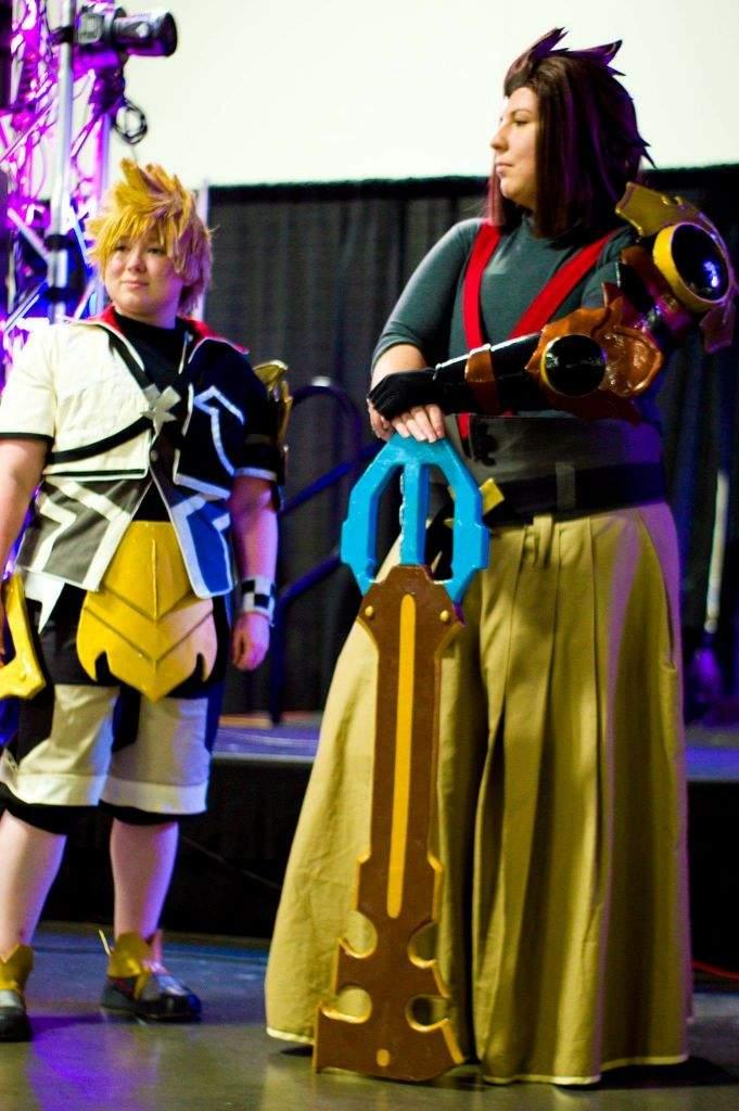 Terra And Ventus Kingdom Hearts Bbs Cosplay Amino